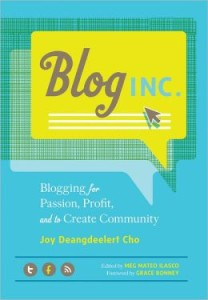 Blog, Inc. book cover