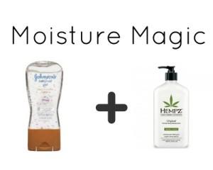 moisture tricks