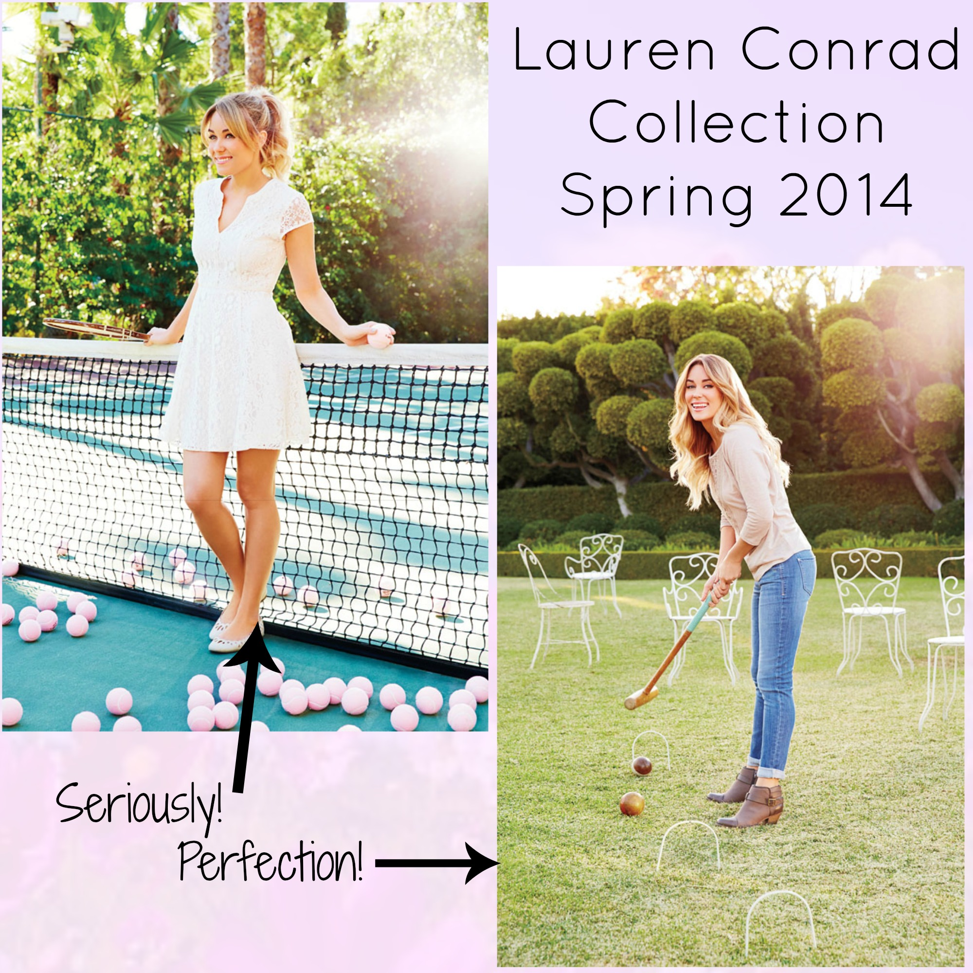 Lauren Conrad Spring Collection